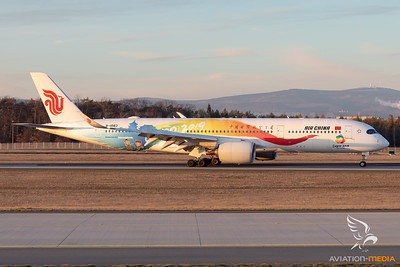 Air China | Airbus A350-941 | B-1083 | Expo 2019 Beijing Livery