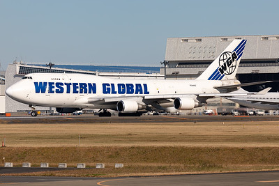 Western Global Airlines | Boeing 747-446(BCF) | N344KD