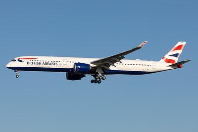 British Airways | Airbus A350-1041 | G-XWBD