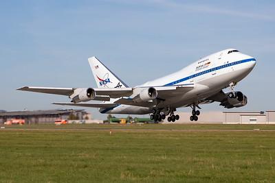 United States - National Aeronautics and Space Administration (NASA) | Boeing 747SP-21 | N747NA