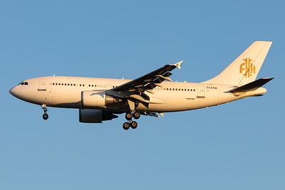 T7-FTH | Airbus A310-308 | National Legacy