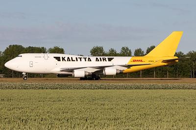Kalitta Air | Boeing 747-4H6(BCF) | N740CK