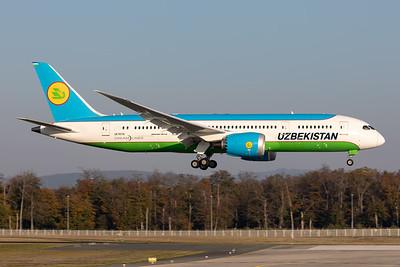 Uzbekistan Airways | Boeing 787-8 Dreamliner | UK78701