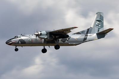 Eleron Airlines | Antonov An-26B | UR-CSK