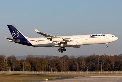 Lufthansa | Airbus A340-313X | D-AIGT
