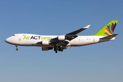 ACT Airlines | Boeing 747-428ERF | TC-ACR