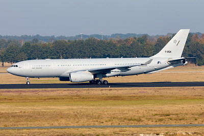 Netherlands - Royal Air Force | Airbus A330-243(MRTT) | T-054