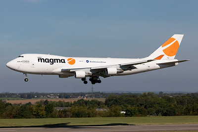 Magma (Air Atlanta Icelandic) | Boeing 747-412F(SCD) | TF-AMC