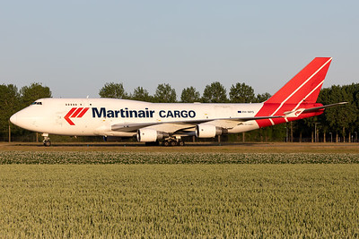 Martinair Cargo | Boeing 747-412(BCF) | PH-MPS