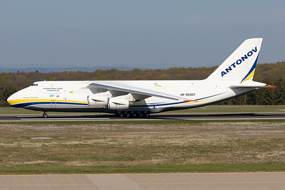 Antonov Airlines | Antonov An-124-100M Ruslan | UR-82007