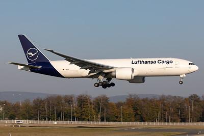 Lufthansa Cargo | Boeing 777-FBT | D-ALFF