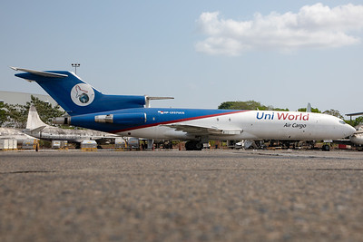 Uni World Air Cargo | Boeing 727-2A1(Adv)(F) | HP-1937UCG