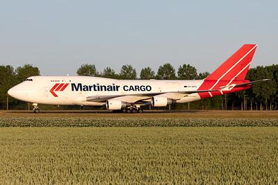 Martinair Cargo | Boeing 747-412(BCF) | PH-MPS