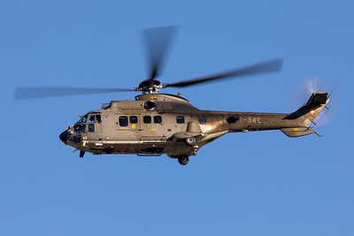 Switzerland - Air Force | Eurocopter AS 532UL Cougar | T-342