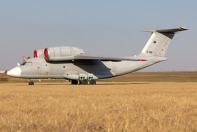 Angola - Air Force | Antonov An-72 | T-701