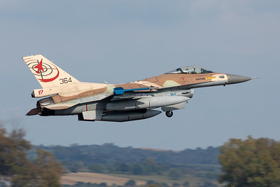 Israel - Air Force | General Dynamics F-16C Barak | 364