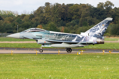 "Germany - Air Force | Eurofighter EF2000 Typhoon | 30+68 | ""Sword of Boelcke"" special scheme"