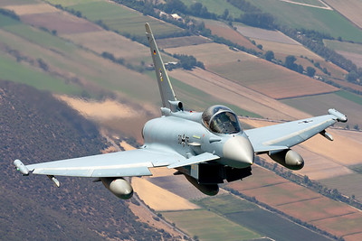 Germany - Air Force | Eurofighter Typhoon EF2000 | 30+75