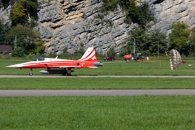 Switzerland - Air Force | Northrop F-5E Tiger II | J-3088
