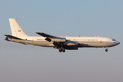 Israel - Air Force | Boeing 707-3L6C | 272