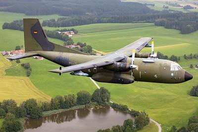 Germany - Air Force | Transall C-160D | 50+79