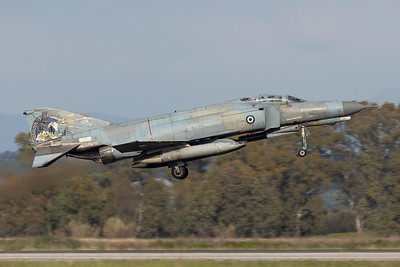 "Greece - Air Force | McDonnell Douglas F-4E Phantom II | 01505 | ""40 years Phantom"" special scheme"