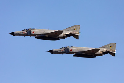 Phantom Display during the family day of the Hyakuri Airshow 2019