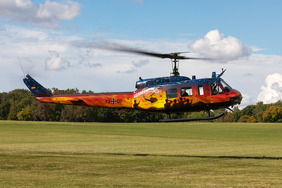 Germany - Army | Bell UH-1D Iroquois | 73+08