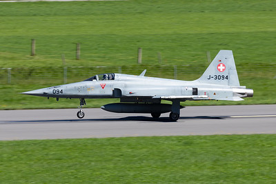 Switzerland - Air Force | Northrop F-5E Tiger II | J-3094