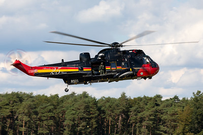 Belgium - Air Force | Westland Sea King Mk.48 | RS-05