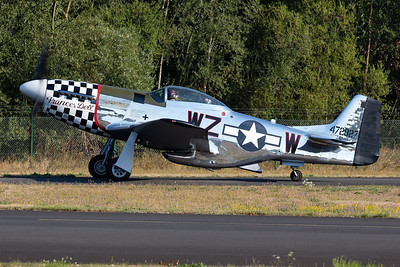 Private | North American P-51D Mustang | NL51ZW