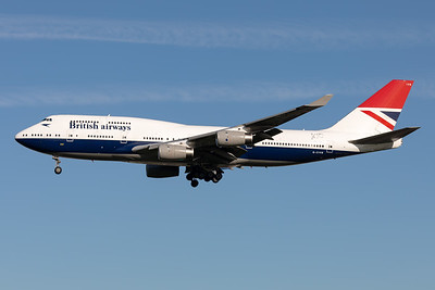 "British Airways | Boeing 747-436 | G-CIVB | ""Negus Retro"" special scheme"