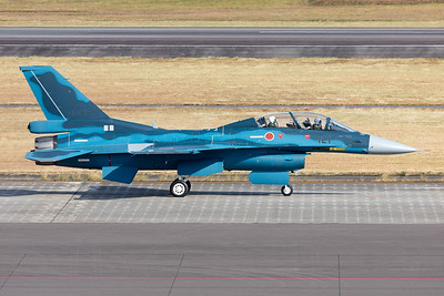 JASDF F-2 @ Nagoya Airport