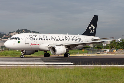 Star Allicance Livery by Avianca Brasil