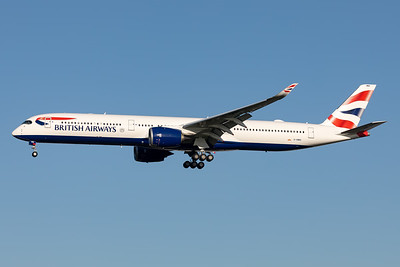 British Airways | Airbus A350-1041 | G-XWBD