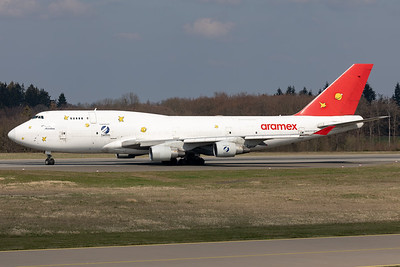 Air Cargo Global | Boeing 747-409(BDSF) | OM-ACG