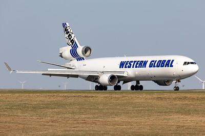 Western Global Airlines | McDonnell Douglas MD-11F | N542KD