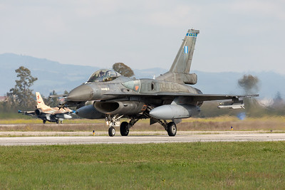 Greece - Air Force | Lockheed Martin F-16CJ Fighting Falcon | 525