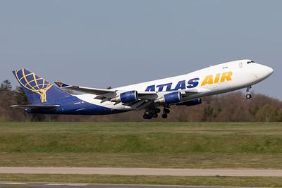 Atlas Air | Boeing 747-47UF(SCD) | N409MC