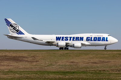 Western Global Airlines | Boeing 747-446(BCF) | N356KD