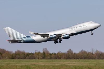 Sky Gates Airlines | Boeing 747-467ERF | VP-BCH