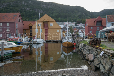 Bergen Skuteviken, Sandviken