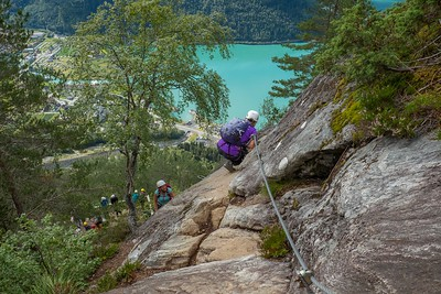 Loen, Via Ferrata