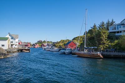 Bulandet & Værlandet