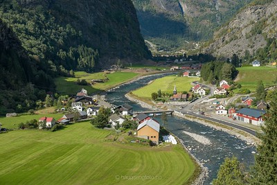 Flom, Norway