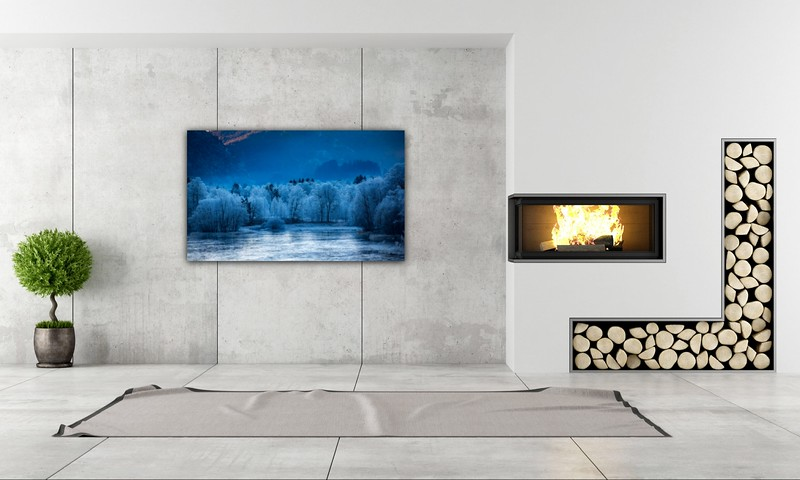 Wall Picture Art Room Design