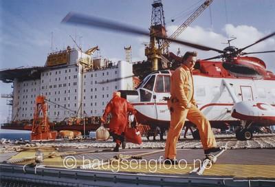 Offshore old days