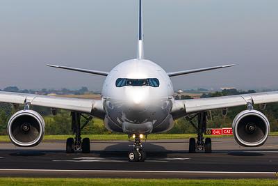 CMA CGM Aircargo (Air Belgium) / Airbus A330-243F / OO-CMA