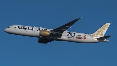 Gulf Air / Boeing B787-9 / A9C-FB