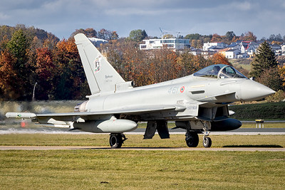 Italy Air Force / Eurofighter Typoon / MM7339